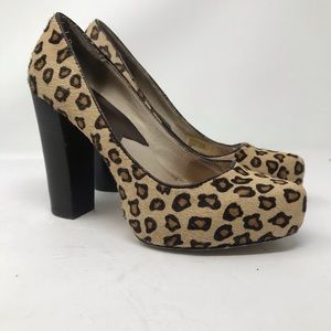 Michael Michael Kors Pumps Cheetah Haircalf Block